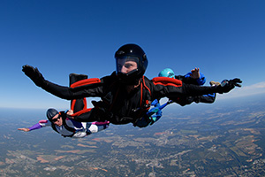 Skydiving Training in Pasadena