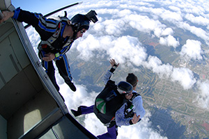 Get a Video of your Skydive in Pasadena!